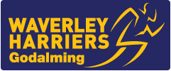 Waverley Harriers Running Club Logo